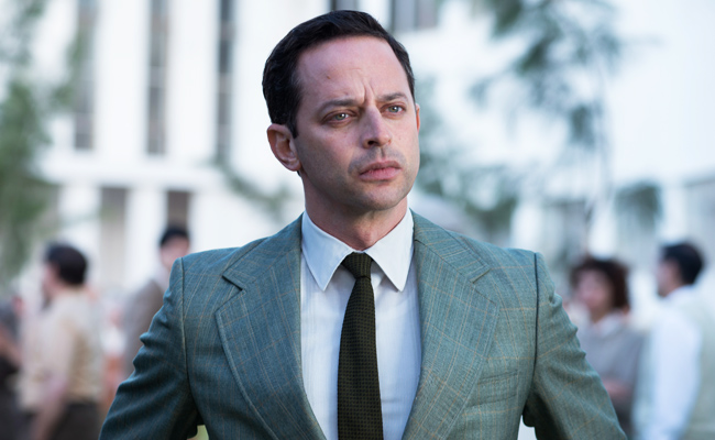Nick Kroll in Operation Finale
