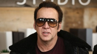 Nicolas Cage Will Channel Humphrey Bogart For His 'Spider-Man: Into The Spider-Verse' Character