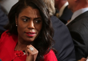 Omarosa Claims She Secretly Recorded John Kelly When He Fired Her In The White House Situation Room
