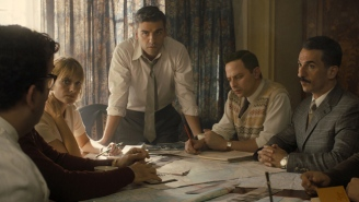 'Operation Finale' Is The Thinking Man's Nazi Retribution Movie