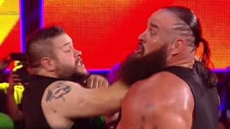 'Stone Cold' Steve Austin Didn't Like Kevin Owens Getting Squashed At SummerSlam