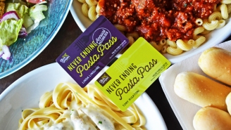 The Notorious Olive Garden Pasta Pass Is Back, Here's How To Score One