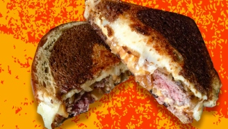 Go To A Diner And Order A Patty Melt