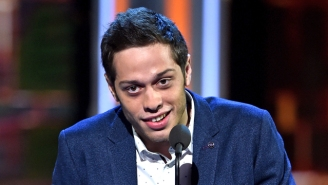 Pete Davidson Kicked A Heckler Out Of His Comedy Show For Making A Mac Miller Joke