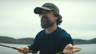 Peter Dinklage Buries All The Bodies In The Latest Trailer For 'I Think We're Alone Now'