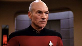 Patrick Stewart Is Reprising His Role As Jean-Luc Picard In A New 'Star Trek' Series