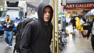 Elliot Faces Some Tough Questions In This First Look At The Final Season Of 'Mr. Robot'