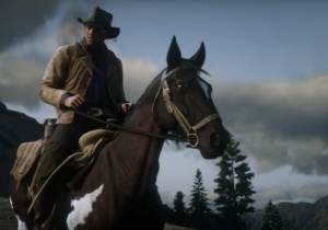 Horses Are Randomly Catching On Fire In 'Red Dead Redemption 2'