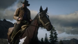 Get Even More Excited For 'Red Dead Redemption 2' Thanks To Its Gorgeous Gameplay Trailer