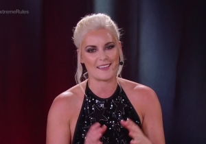 Renee Young Will Make History As The First Woman To Call An Episode Of WWE Raw