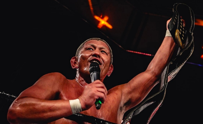 RevPro's Summer Sizzler Main Event Just Decided Minoru