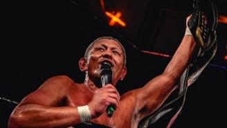 RevPro's Summer Sizzler Main Event Just Decided Minoru Suzuki's First Championship Challenger
