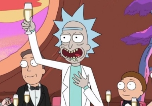 A 'Rick And Morty'-Themed Pop-Up Bar Is Coming To Washington D.C. Next Week