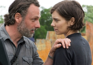 Andrew Lincoln Contends That 'The Walking Dead' Is Better Off Without Rick Grimes