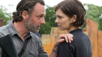 The Show Lauren Cohan Left 'The Walking Dead' For Will Premiere After The Oscars