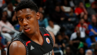 R.J. Barrett Might Somehow Be Duke's Scariest Player