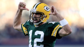 Aaron Rodgers Has Agreed To A $134 Million Deal To Become The NFL's Highest Paid Player