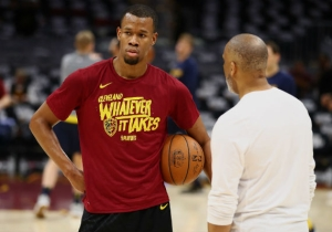 The Cavs Appear To Be Bidding Against Themselves For Rodney Hood
