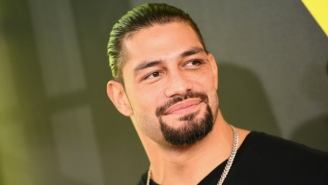 Roman Reigns Helped Georgia Tech Football Unveil Its New Adidas Uniforms
