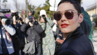 Rose McGowan Distances Herself From Asia Argento: 'It's Sad To Lose A Friend'