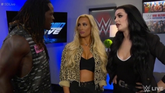 WWE Smackdown Live Results 8/21/18