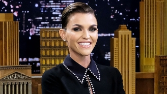 Ruby Rose Gets Emotional While Discussing Her 'Game-Changer' Casting As Batwoman