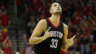 The Rockets And Suns Reportedly Agreed To A Trade Sending Ryan Anderson To Phoenix