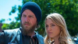 'The Walking Dead' Cast A 'Sons Of Anarchy' Fan Favorite In A Pivotal Role