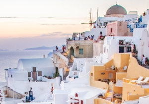A Travel Guide To Santorini, Instagram's Favorite Island