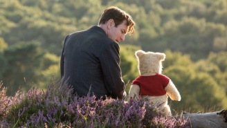 'Christopher Robin' Has Reportedly Been Banned In China Because Pooh Is A Symbol Of The Resistance