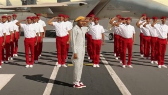 Tyler The Creator Joins The Navy With ASAP Rocky And Kali Uchis In His Wistful 'See You Again' Video