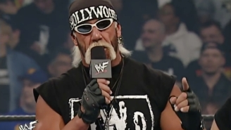 Hulk Hogan Teased An nWo Reunion With A 'Paid Announcement' Promo