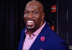 Titus O'Neil Gave A Fan Money Out Of His Pocket To Buy Tickets To WWE's SummerSlam Weekend