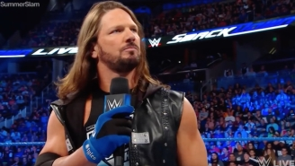 AJ Styles Described His Experience In TNA And Other Promotions As 'Cockroach-Infested'