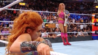Becky Lynch Spoiled Charlotte Flair's SmackDown Women's Championship Win At SummerSlam