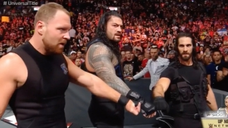 The Shield Reunited After Braun Strowman Cashed In On Roman Reigns