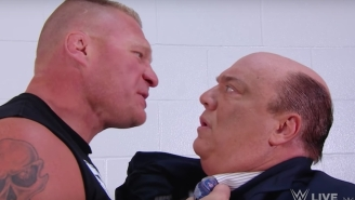 Don't Expect To See Much Brock Lesnar In WWE Until After His Next UFC Fight