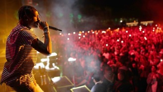 Travis Scott Says His Date At The LA Forum Is Sold Out On Pre-Order Sales Alone