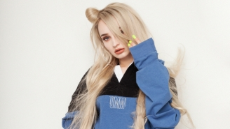 Kim Petras' New Single 'All The Time' Is Bubblegum Perfection