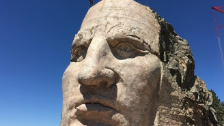 A Trip To The Crazy Horse Memorial Is A Lesson In Our Brutal History (And Capacity To Heal)