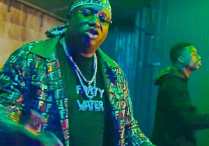 E-40 'Ain't Talking Bout Nothin' With Vince Staples And G Perico In His Menacing New Video