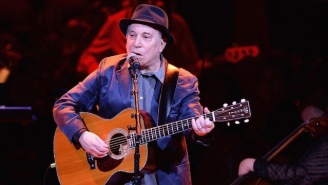 While He's On His Final Tour, Hear Paul Simon's New Album 'In The Blue Light'