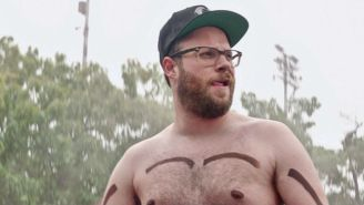 Seth Rogen Is Behind A Revival Of The '90s Reality Competition Series 'American Gladiators'
