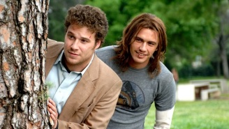 Seth Rogen Commemorates The 10th Anniversary Of 'Pineapple Express' With Some Delightful Tweets