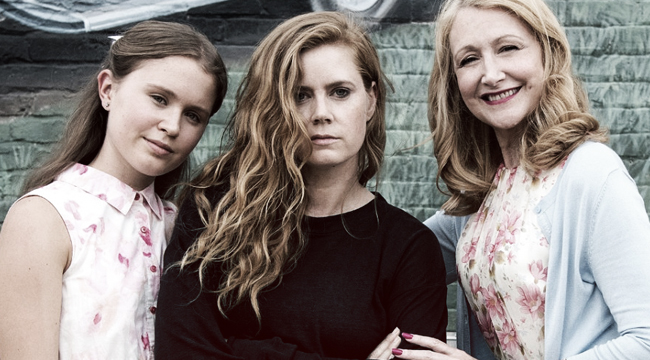 Start watching Sharp Objects
