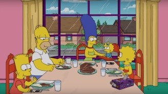 Fox's CEO Said 'The Simpsons' Isn't Leaving The Network Anytime Soon