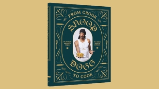 Learn To Sizzle For Shizzle With Snoop Dogg's Upcoming Cookbook