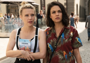 'The Spy Who Dumped Me' Is A Charming But Forgettable Airplane Movie