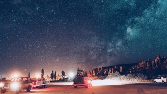 A Photographer's Tips For Getting Perfect Photos Of The Night Sky