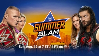 WWE SummerSlam 2018 Open Discussion Thread